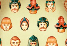 Masters of the Universe - Free background illustrations by MUTI