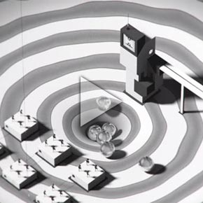 Mother, a surreal animated short film
