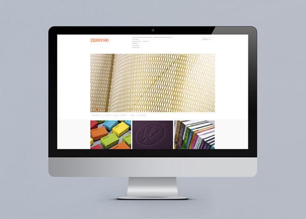 Print production studio website.