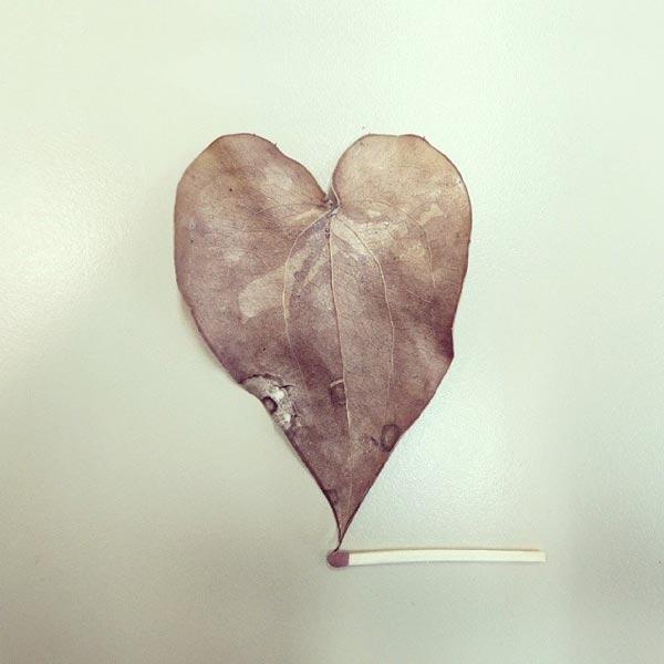 RIP - creative Instagram photos by Dudi Ben Simon.