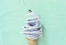 Refreshing - cable icecream
