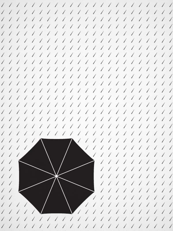 """Book Illustrations for """"Il lusso di essere semplici"""""""