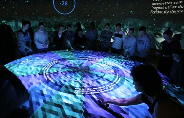 Ting Interactive Exhibition On Technology And Democracy