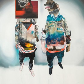 Paintings by Artist Joram Roukes
