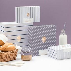 Violeta Bakery Brand Identity