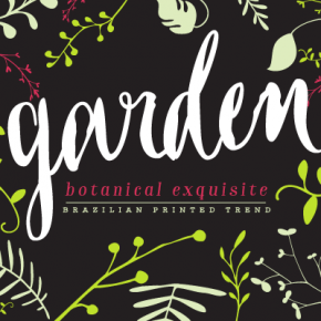 Garden - Hand Drawn Font Family