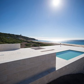 House of the Infinite by Architect Alberto Campo Baeza