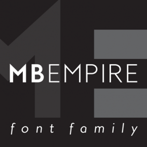 MB Empire Font Family