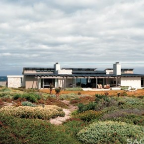 The Sprecher Home at Hangklip, South Africa by SAOTA