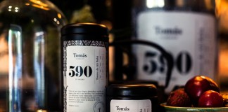Tomás, a traditional tea house - store identity by Savvy Studio from Monterrey, Mexico.