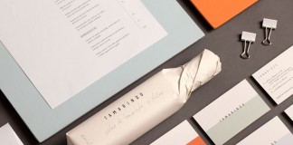 Tamarindo - branding including stationery and business cards by La Tortilleria.