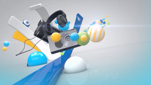 3D modeling, animation and motion graphics of the showreel 2014 by Chicago-based conceptual design company.
