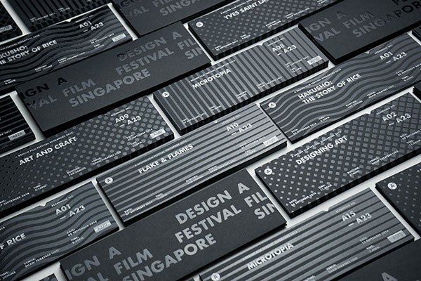 A Design Film Festival 2014 by Anonymous, a multidisciplinary studio based in Singapore.