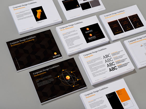 BABTEC – Brand identity relaunch by EIGA Design from Hamburg, Germany.