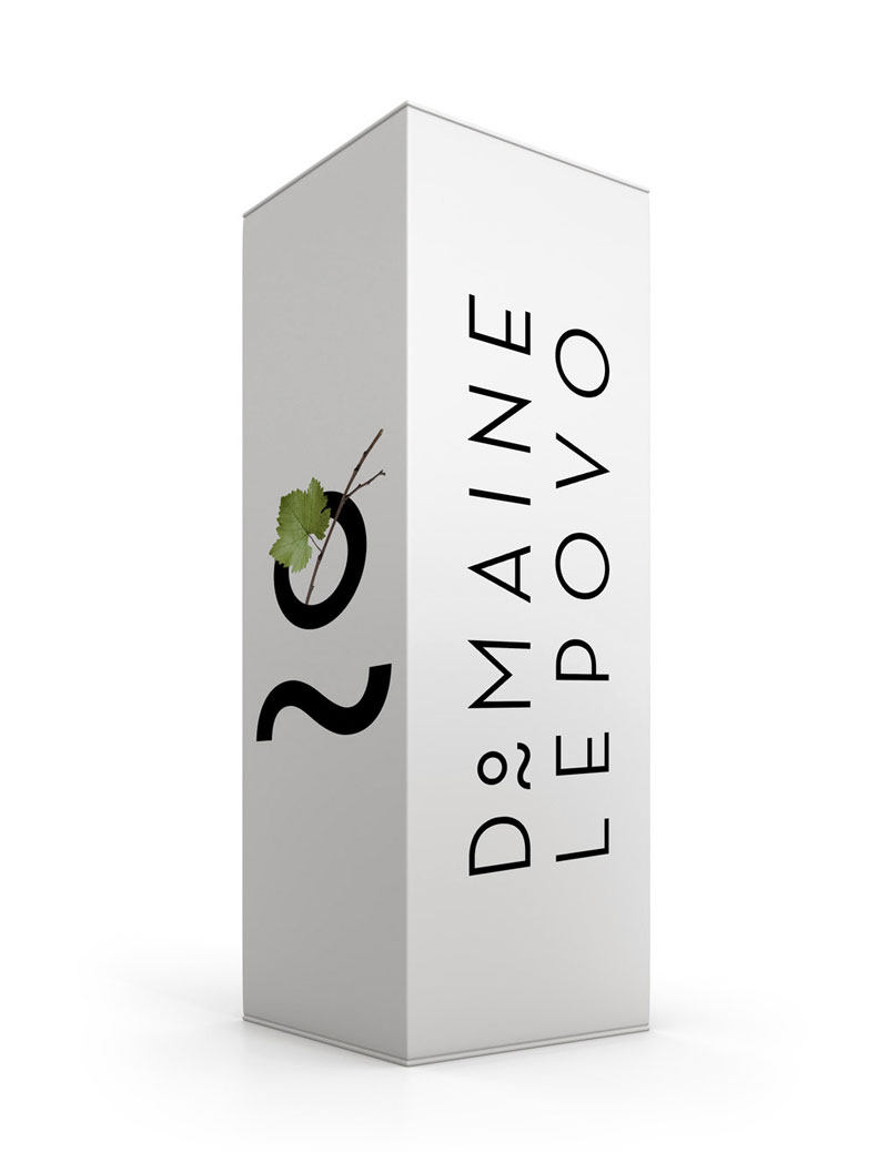 Domaine Lepovo – Wine Packaging and Branding
