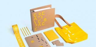 Creative Space - Corporate identity design by RoAndCo Studio.