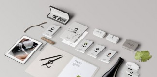 Domaine Lepovo - wine packaging and brand identity design by Petar Pavlov.