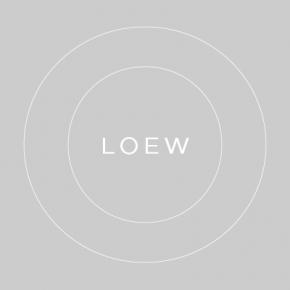 Loew - Geometric Sans Serif Font Family