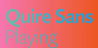 Quire Sans typeface by Jim Ford of foundry Monotype.