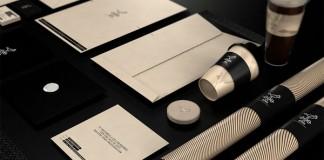 200 Years Coffee - Brand identity by David Espinosa Interdisciplinary Design Studio.