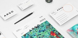 Argo consultant's agency - brand identity design by Anagrama.