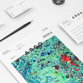 Argo - Brand Identity Design by Anagrama