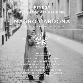 Magro Cardona - Footwear Brand Identity