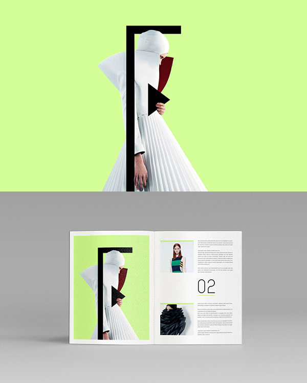 Fashionb fashion blog and magazine design by pixelinme for Fashion design agency