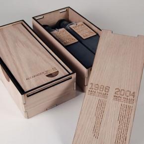 Silver Oak Cellars - Limited Edition Concept Wine Sampler