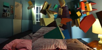 On Loop - Royal College of Art graduate film by Christine Hooper.