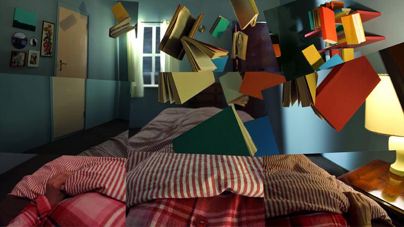 On Loop - Royal College of Art graduate film by Christine Hooper.