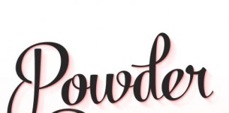 Powder Script font family from Fenotype.