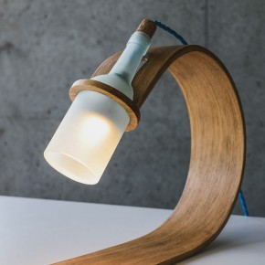 Quercus - Desk Lamp Design by Max Ashford