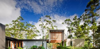 Storrs, a home by Tim Stewart Architects.