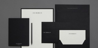 The Surrey - 5-star luxury hotel brand identity by agency AR New York Creative.