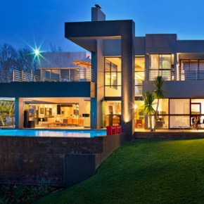 House Eccleston in Bryanston, Johannesburg, South Africa