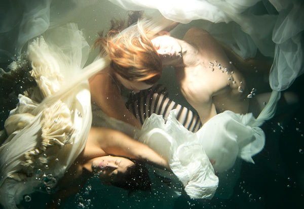 Élan vital - Underwater photography by Christy Lee Rogers.