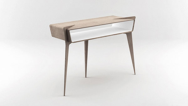 The Observe sideboard - Sleek and modern furniture design.