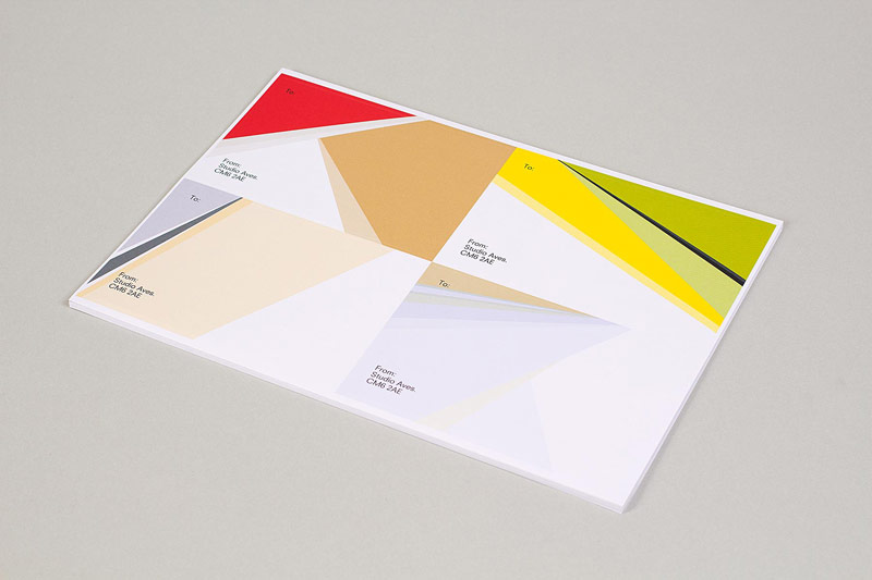 Brand design for upcoming Studio Aves.