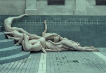 ECCE HOMO - Artistic photo series by Evelyn Bencicova, an art director and photographer based in Berlin, Germany.