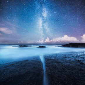 Finland Night Photographs by Mikko Lagerstedt