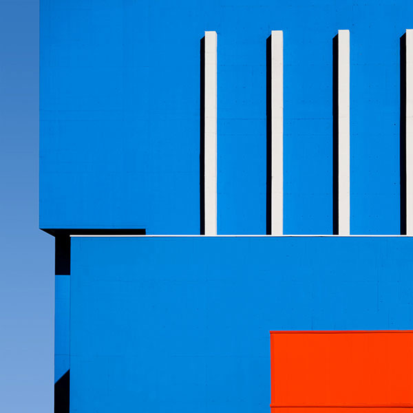 Geometric architecture.