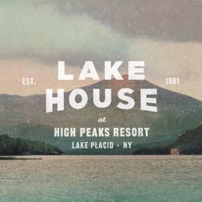 Lake House - Hotel Brand Identity by Tag Collective