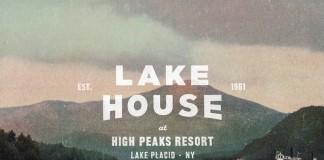 Lake House at High Peaks Resort - Lake Placid, NY.