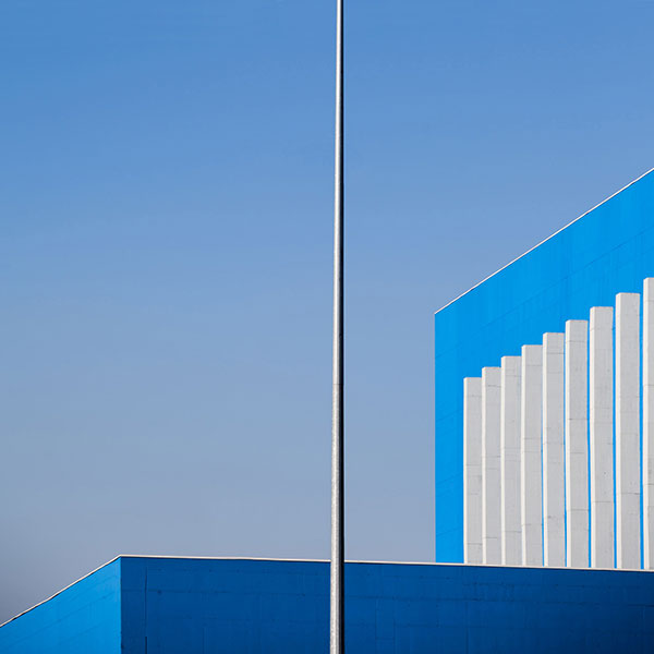 Minimalism and architecture.