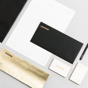 Minimalist Brand Identity Design