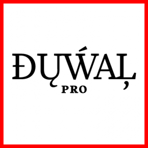 Duwal Pro - Antiqua Typeface from Font Foundry Volcano