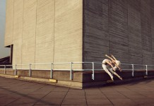Image from a photo series by Bertil Nilsson called Intersections.