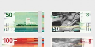 Norway's new banknotes by design studio Snøhetta.