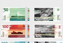 Norway's new banknotes by design studio Snøhetta.